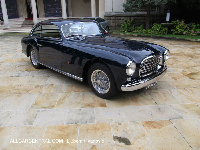 Ferrari 212 Inter Ghia Coupe 1951 24 hours of Elegance - Concours d'Elegance & Luxury Salon