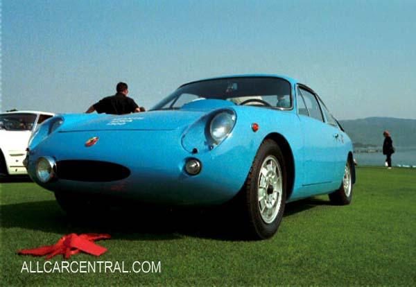 Abarth photographs, technical - All Car Central Magazine