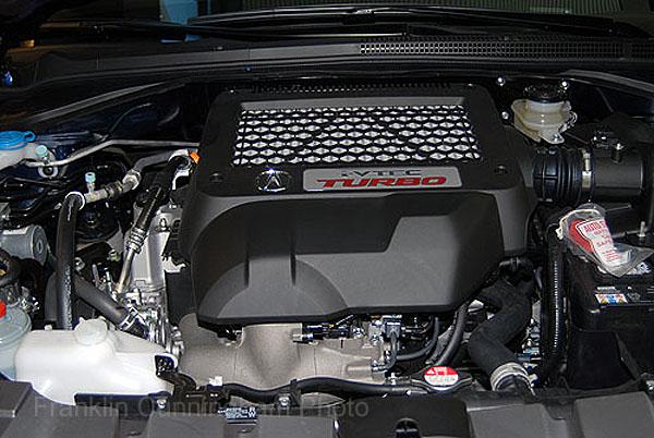 ACURA Photographs Technical Gallery All Car Central Magazine - Turbo acura tl