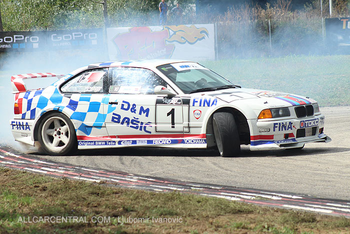 Adria Drift Series 2015