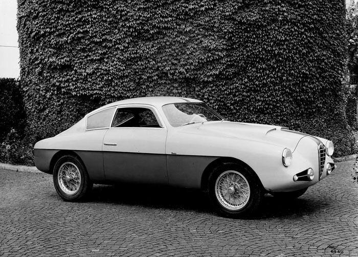 Danville Car Show >> 1950-1954 Alfa Romeo photographs, technical, Gallery 1 ...