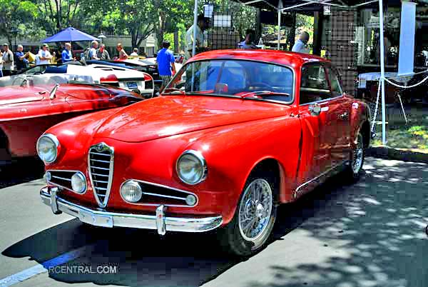 Alfa Romeo 1900 Touring 1953