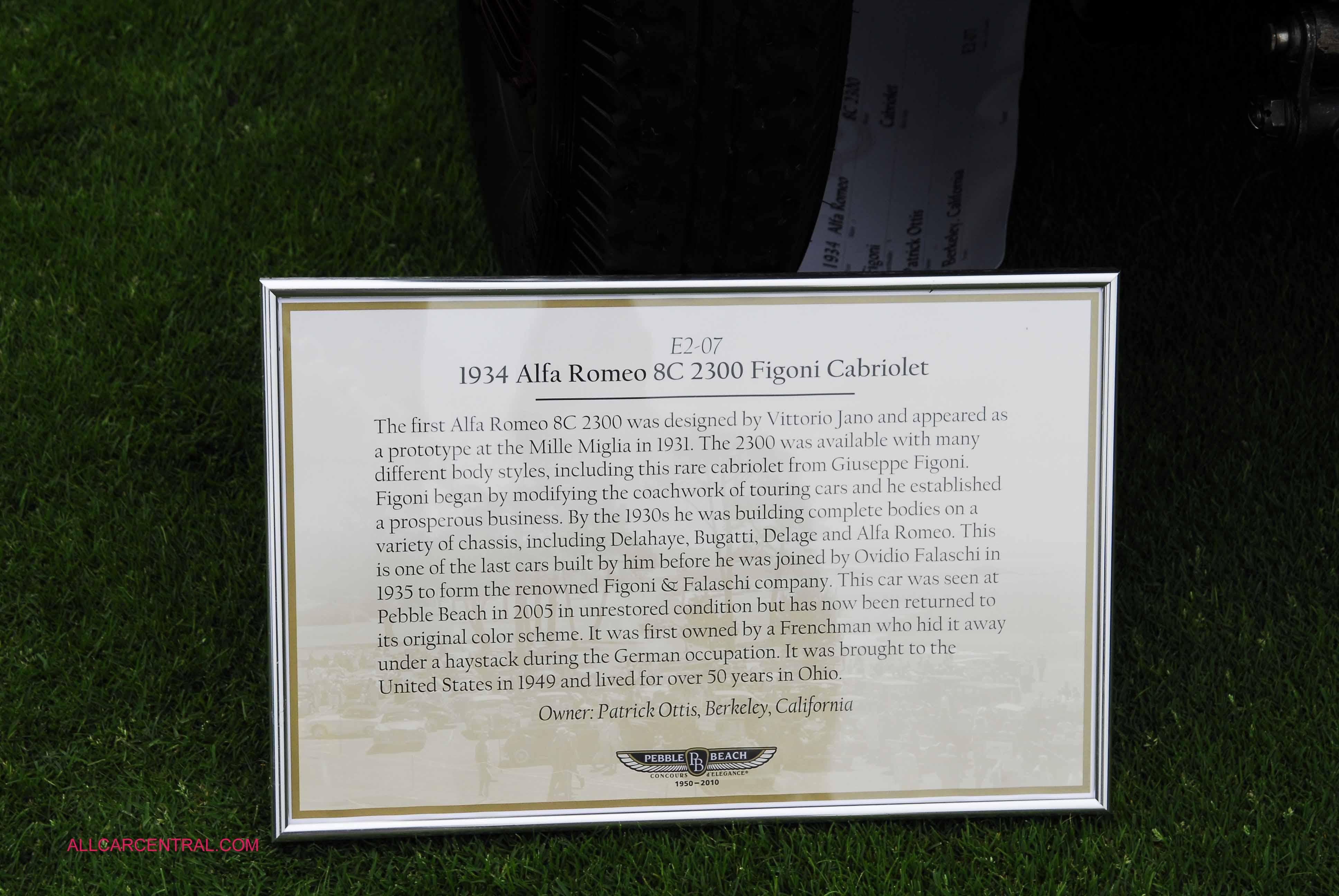 Alfa Romeo photographs and