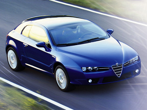 2009 Alfa Romeo Brera with Specification And Prices