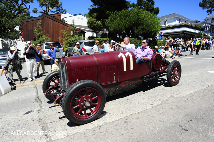 Alfa Romeo G1 Race Car 1921