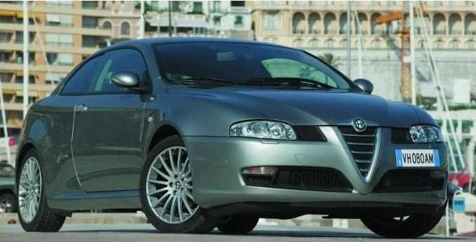 Alfa Romeo GT Coupe (2003)