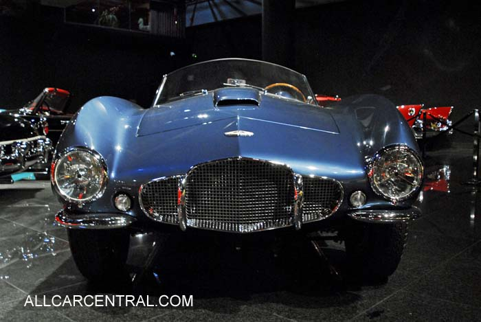 aston martin 1950-1954 photographs, technical, gallery 1 - all car