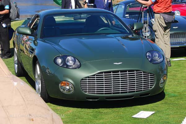 Aston Martin DB7-GT Zagato 2003