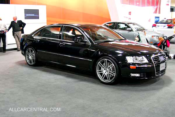 2008 audi a8 l wallpapers. Black Bedroom Furniture Sets. Home Design Ideas