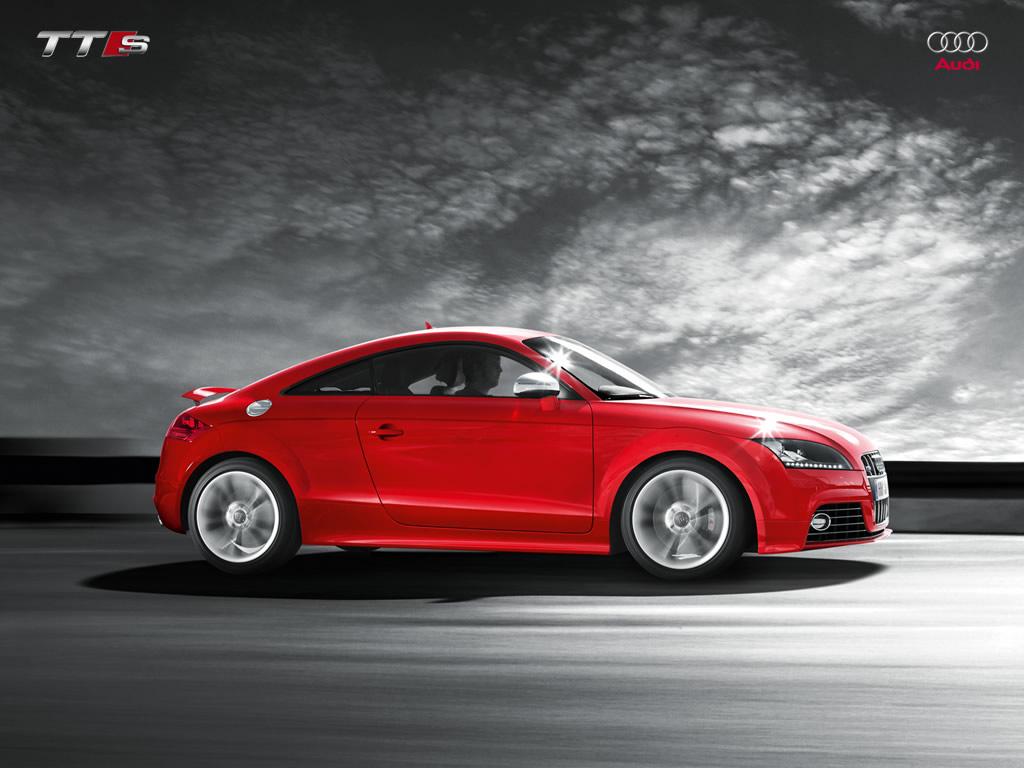 2010 Audi TTS Overview