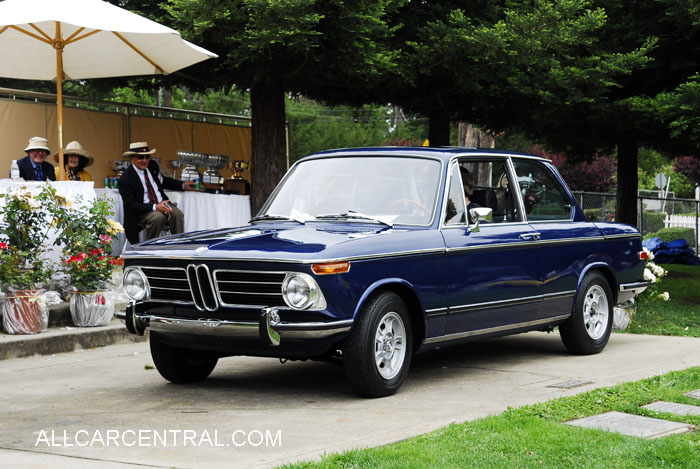 BMW Cars And Technical P - 1972 bmw 2002 tii
