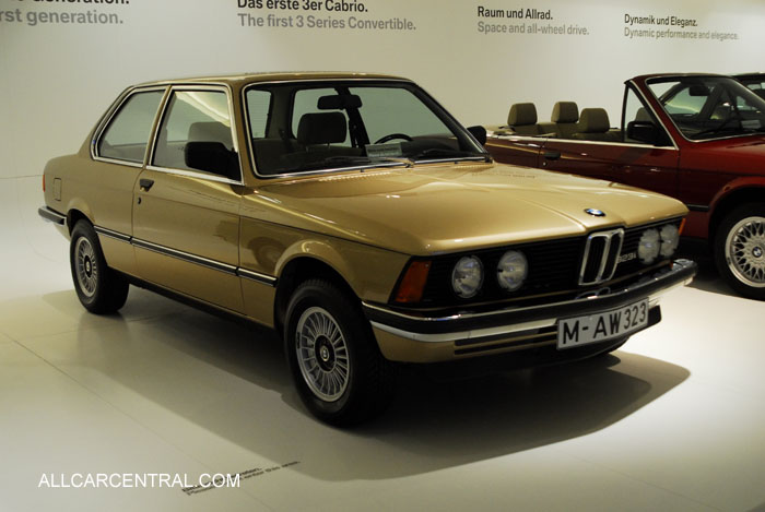 Bmw Cars 1980 2000 At Museum Photographs Technical All