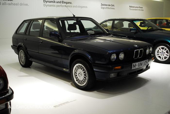 Bmw 325ix 1989