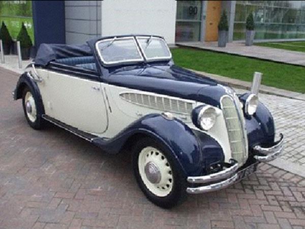 1936-41 BMW 326; cabrio 2 Fenster by Ludwig Weinberger | Wheels ...