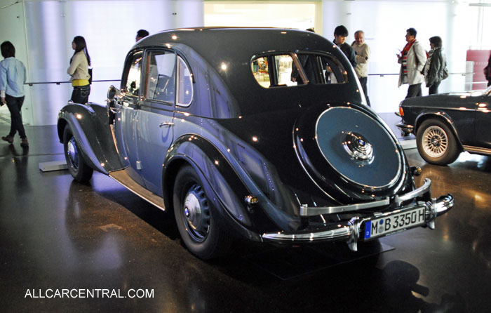 Bmw Cars 1929 1950 At Museum Photographs Technical All Car