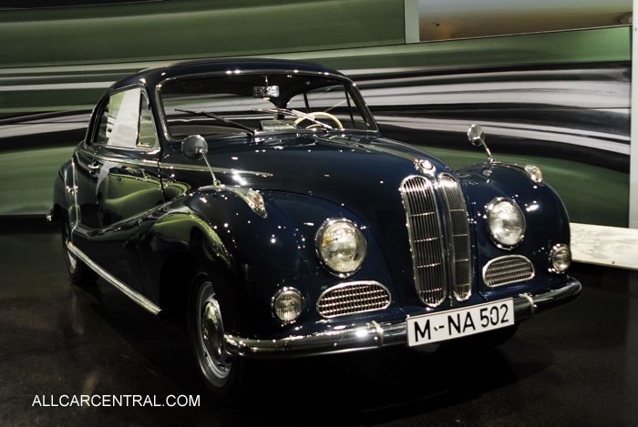 BMW 502 Coupe 1955