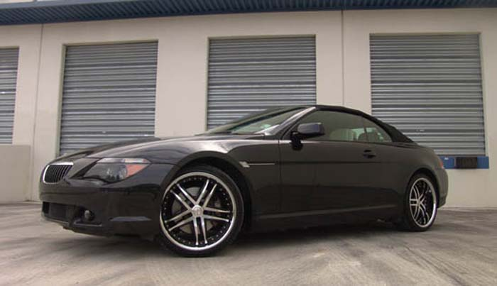BMW 6 Series Coupe 2008