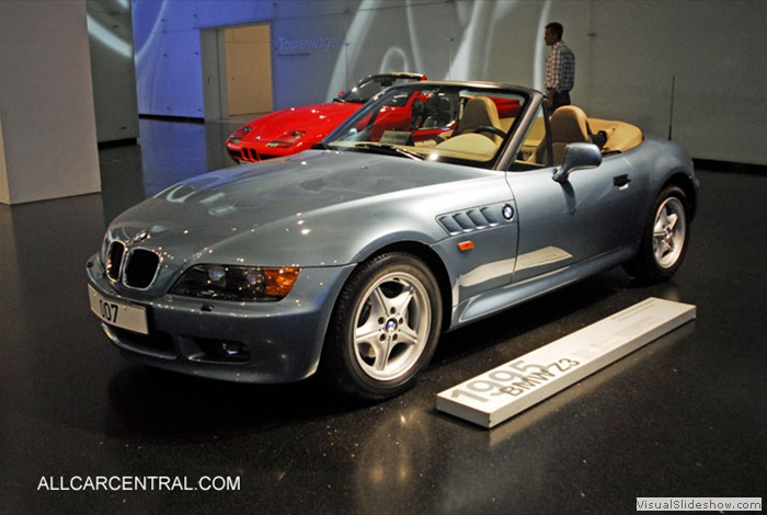 Bmw Z3 1995 Bmw Photo Slideshow All Car Central Magazine