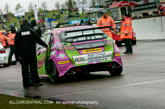 British Touring Car Championship 2012