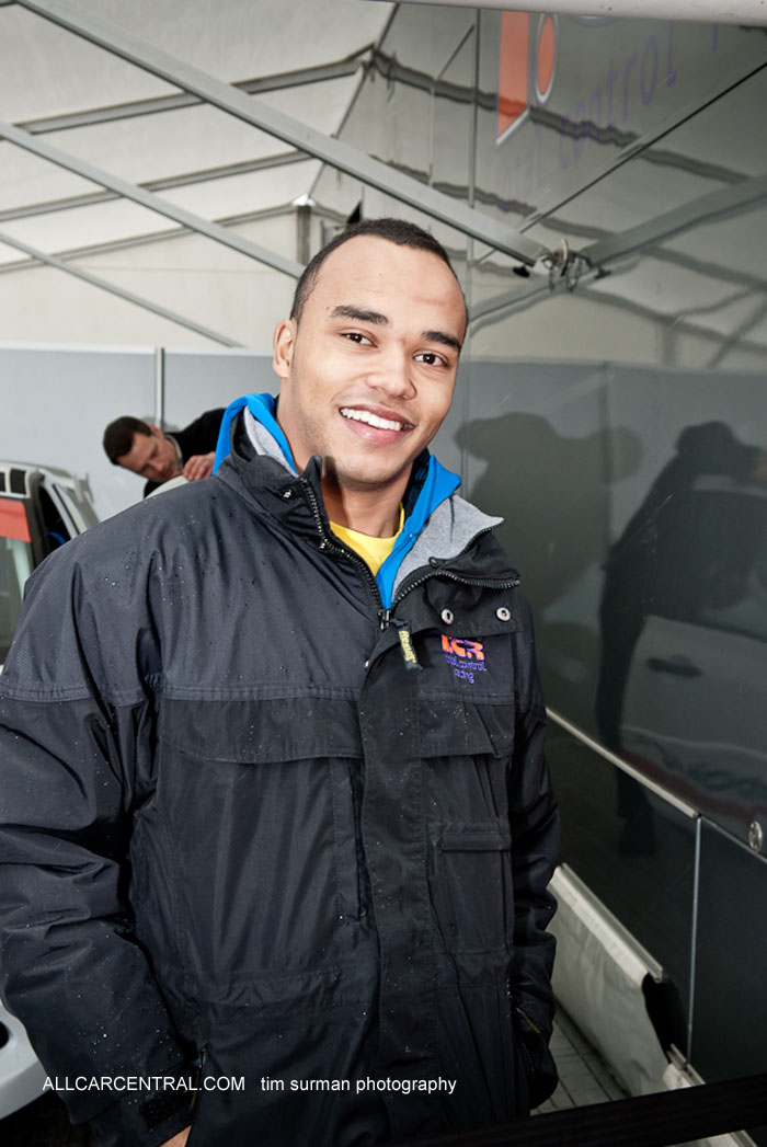 Brother of Lewis Hamilton F1 driver Clio cup Nicolas Hamilton Thruxton British Touring Car Championship 2012