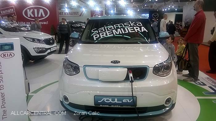 Belgrade International Motor Show 2015