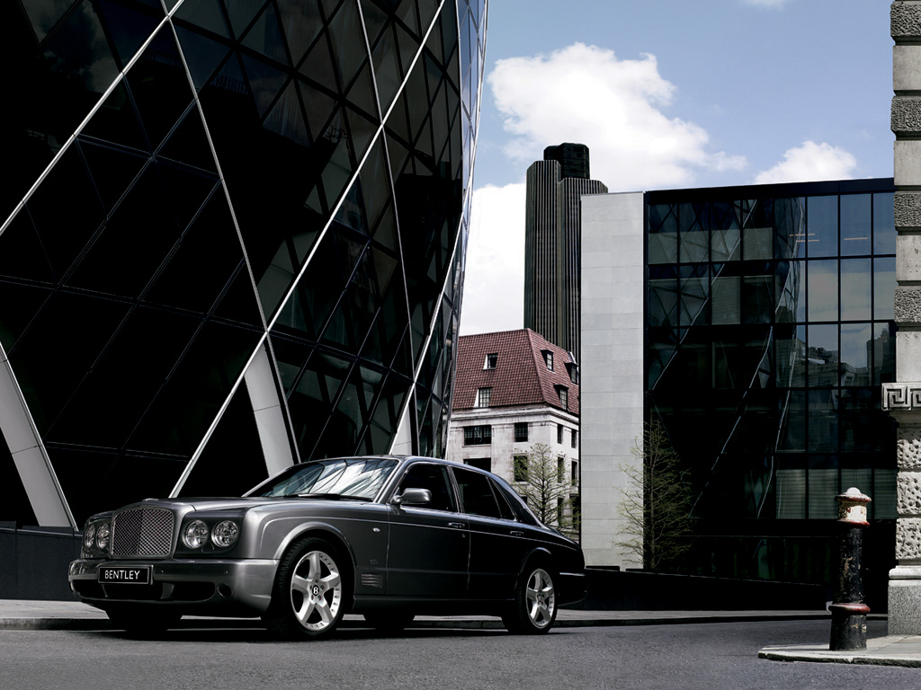 Bentley Arnage 2010