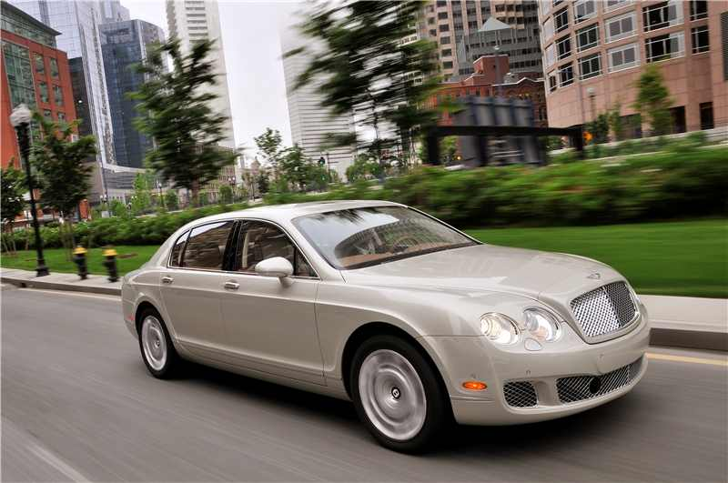 Bentley Continental Flying Spur 2009