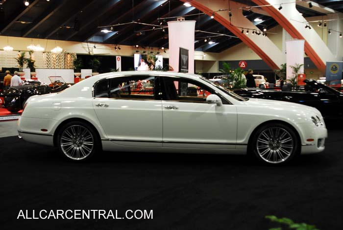 Bentley Continental Flying Spur Speed 2011