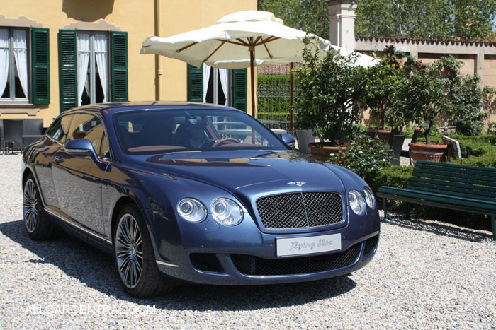 Bentley Continental Flying Star 2013