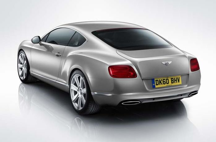 Bentley Contintental GT 2011