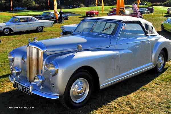 Bentley Photographs Bentley Technical Bentley Cars - Bentley Mk Vi Wiring Diagram