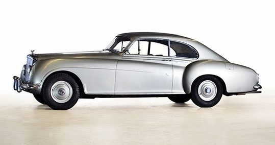 Bentley R-Type H.J. Mulliner