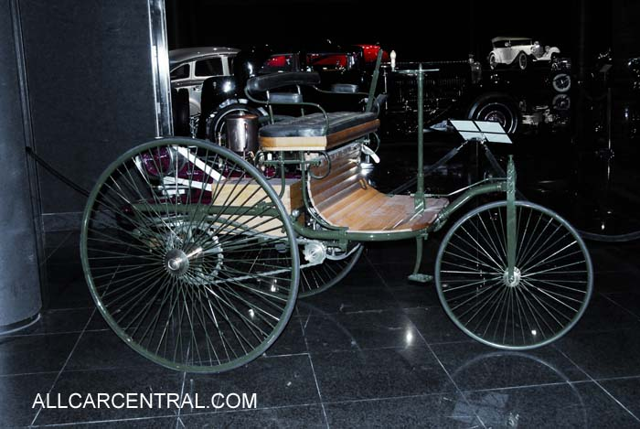 Benz Patent Motorwagon Replica 1886