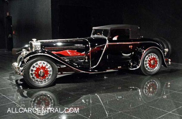 Blackhawk Car Museum >> Blackhawk Museum Gallery B - All Car Central Magazine