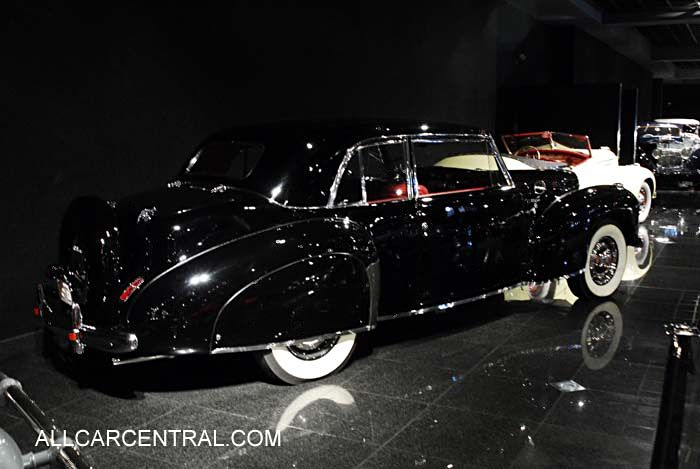 Lincoln Continental Coupe 1941