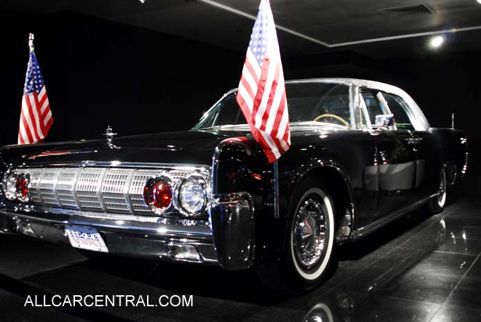 Lincoln Continental Presidential Limousine 1962