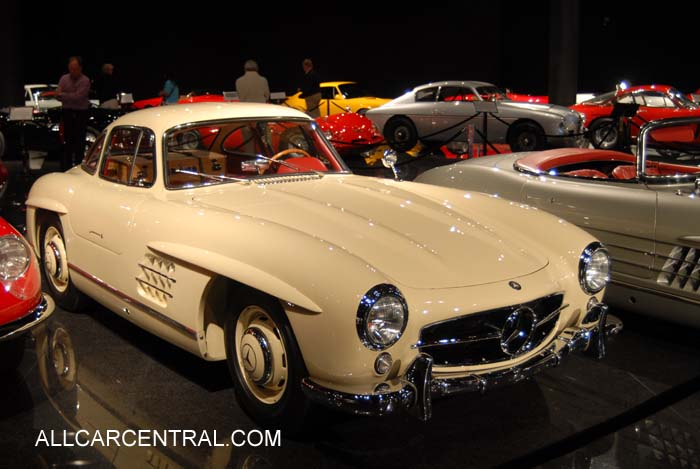 Mercedes-Benz 300SL Gullwing Coupe 1957