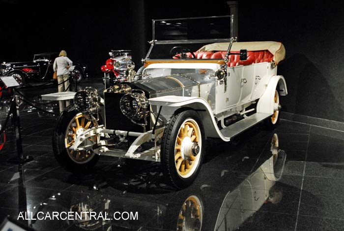 Roles-Royce Model 40-50 Silver Ghost Tourer 1911