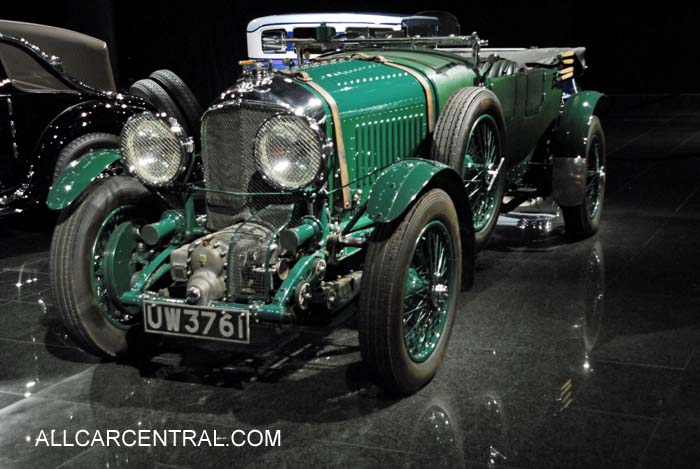 Bentley 4.5L Supercharged 1929