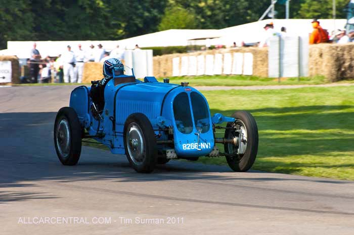 1931 Bugatti Type 53 - Images, Specifications and Information