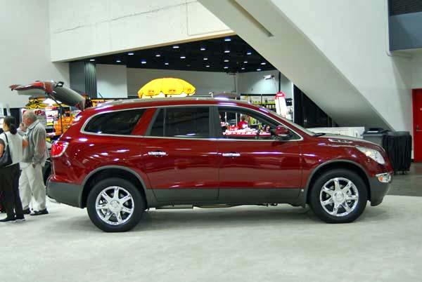 Buick Enclave Photos. Buick Enclave CXL 2008
