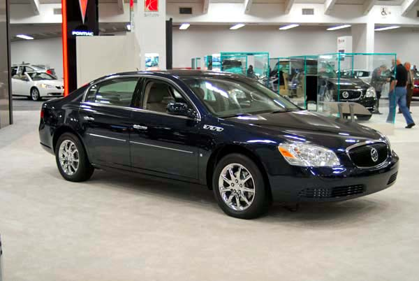Buick Lucerne Cxl Sf Oee on 2007 Buick Lacrosse Csx