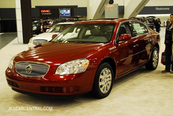 Buick Lucerne CXL Special Edition 2009