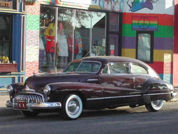 1949 Buick Super Sedanette Buick Super Sedanette 1948