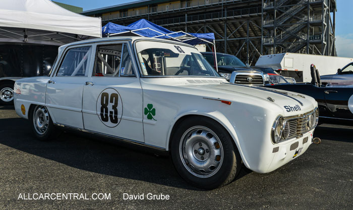CSRG Charity Challenge Vintage Car Road Races