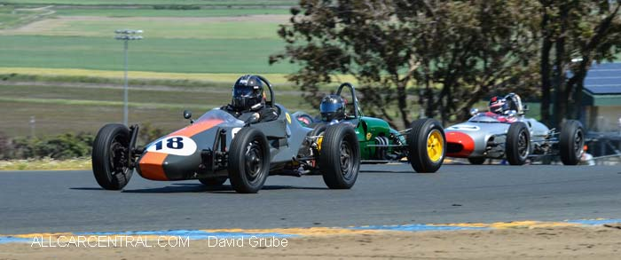 Auto Dynamics Mk IV FV 1966  CSRG David Love Memorial Vintage Car Road Races 2015