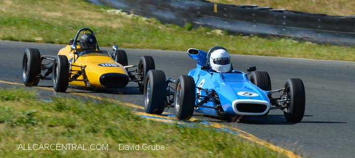 Chevron B10 1968  CSRG David Love Memorial Vintage Car Road Races 2015