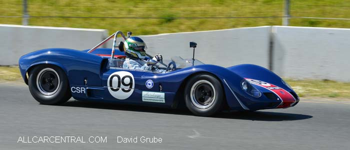 Elva MK8 1966  CSRG David Love Memorial Vintage Car Road Races 2015
