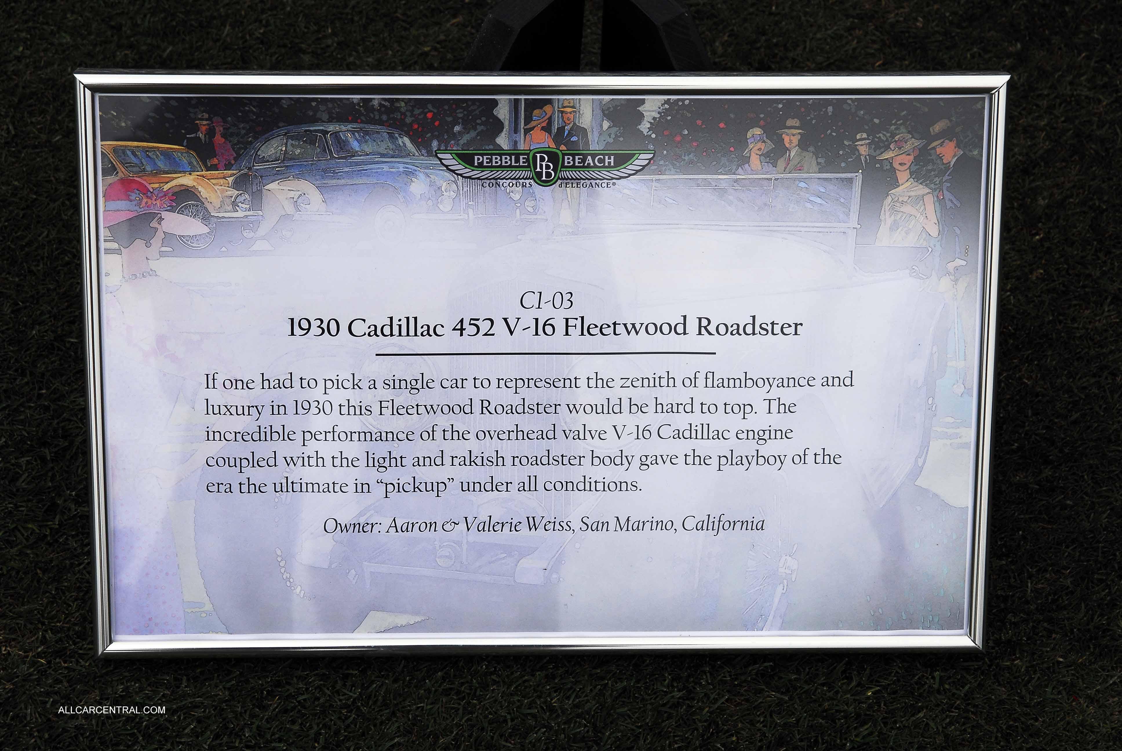 Cadillac photographs and