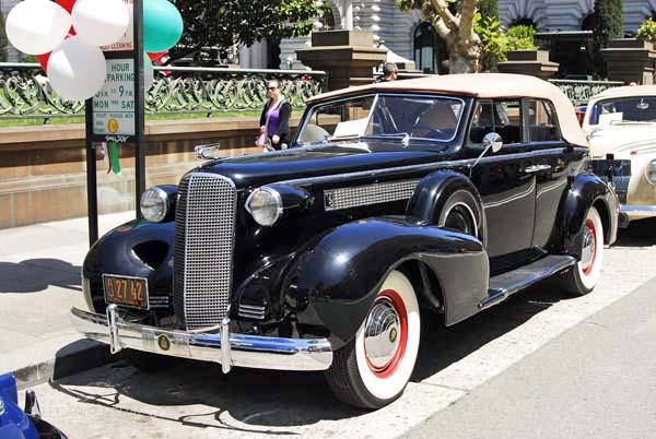 Cadillac photographs, technical - All Car Central Magazine